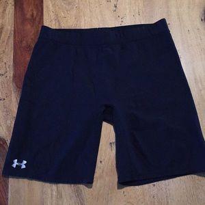 Under Armour Shorts - Under Armour Compression shorts men's medium